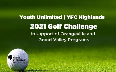 2021 Highlands Golf Tournament Featured Image