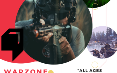 Warzone fundraiser Featured Image