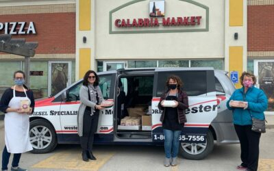 Calabria and Little Ceaser's Deliveries Featured Image